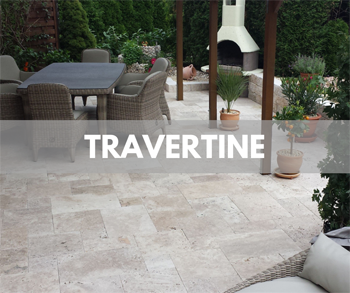 Travertine Outdoor Tiles