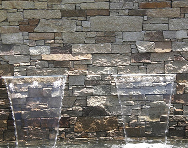 loose wall rocks and loose stones melbourne