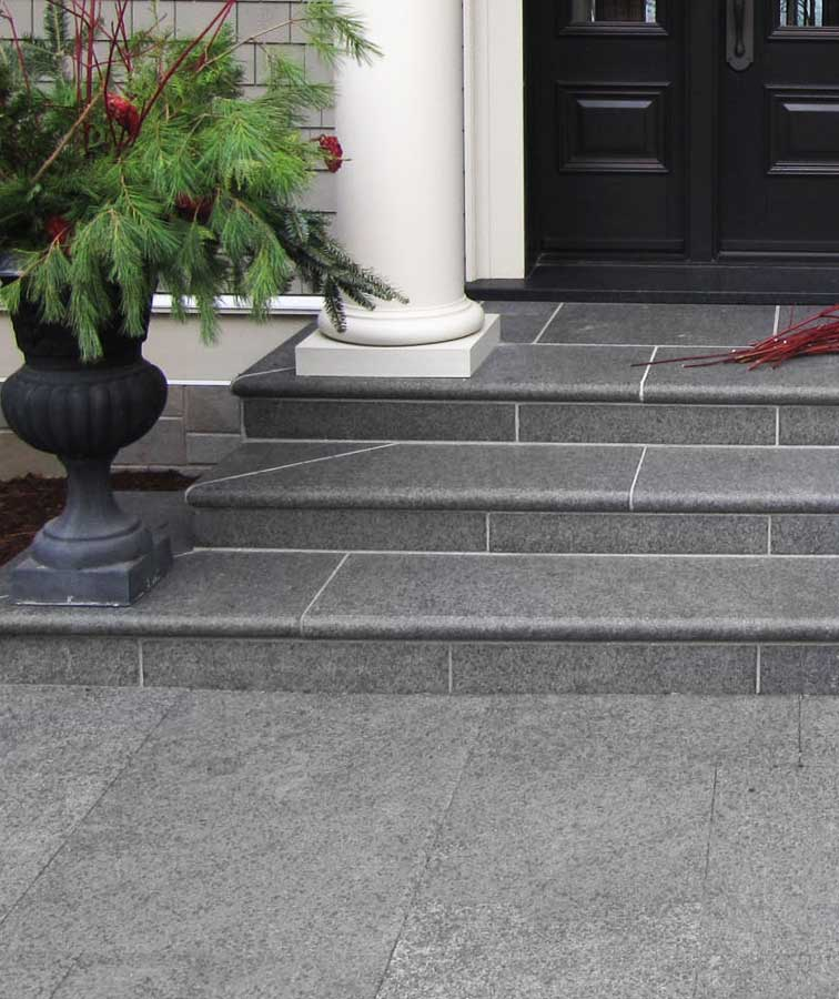 gray pool coping melbourne charcoal pool tiles stone pavers brisbane