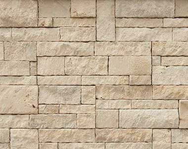 Loose Travertine Wall Cladding