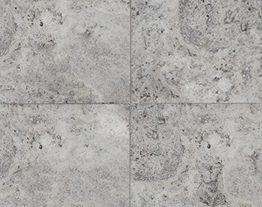 Image of silver travertine tiles and pavers in Melbourne