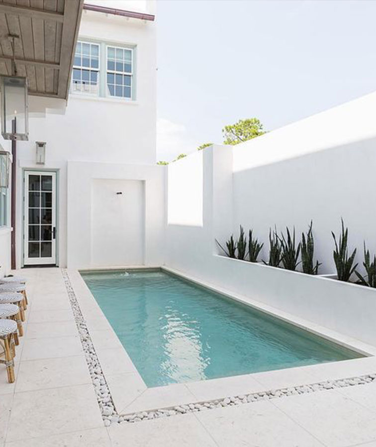 Stone tiles and white pavers in Melbourne, Sydney, Brisbane & Adelaide with matching pool coping tiles