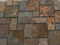 crazy paving slate, crazy paving, driveway pavers, outdoor pavers, flagstone, pool pavers, pool paving