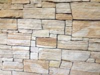 Sandstone Stacked Stone Wall Cladding