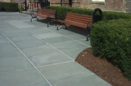 Bluestone Pavers in an outdoor setting