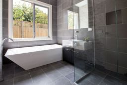 Fine Honed Internal Bluestone Tiles used for indoor use only