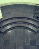 Fine honed Harkaway Bluestone internal tiles for indoor use only