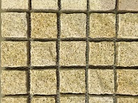 Natural Split Yellow Cobblestones