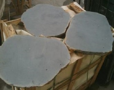 Crazy Paving Basalt Stepping Stones, Crazy Paver Stepping Stones