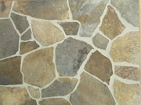 CRAZY PAVING, STEPPING STONES, FLAGSTONE CRAZY PAVE