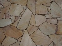 SANDSTONE NATURAL SPLIT CRAZY PAVING SALE<br/> <font color='red'>$39m2 inc GST</font>