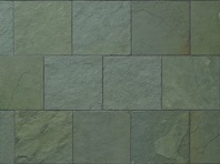 Sea Green Limestone Pavers