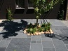 Black Limestone French Pattern Pavers