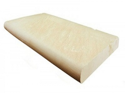 Sandstone Bullnose Pool Coping Tiles
