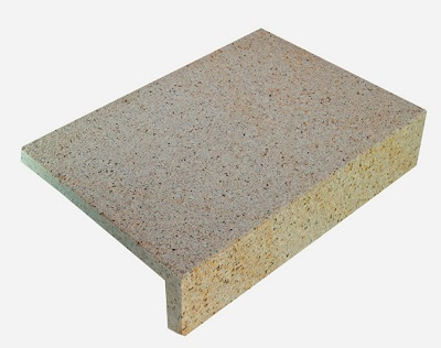 Natural Granite Drop Face Pool Coping