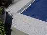 White Granite Pavers