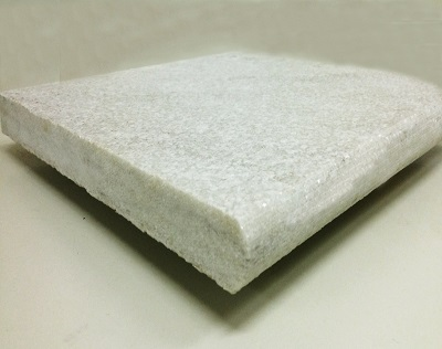 White Granite Bullnose Pool Pavers