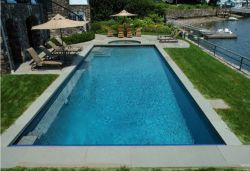 Bluestone non slip Pool Coping