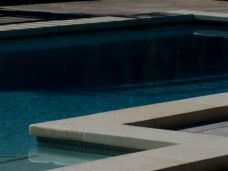 Honed Sandstone Rebated Pool Coping