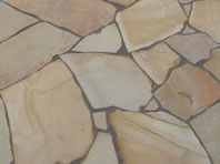 SANDSTONE CRAZY PAVING POOL PAVERS