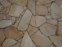 sandstone crazy pool pavers