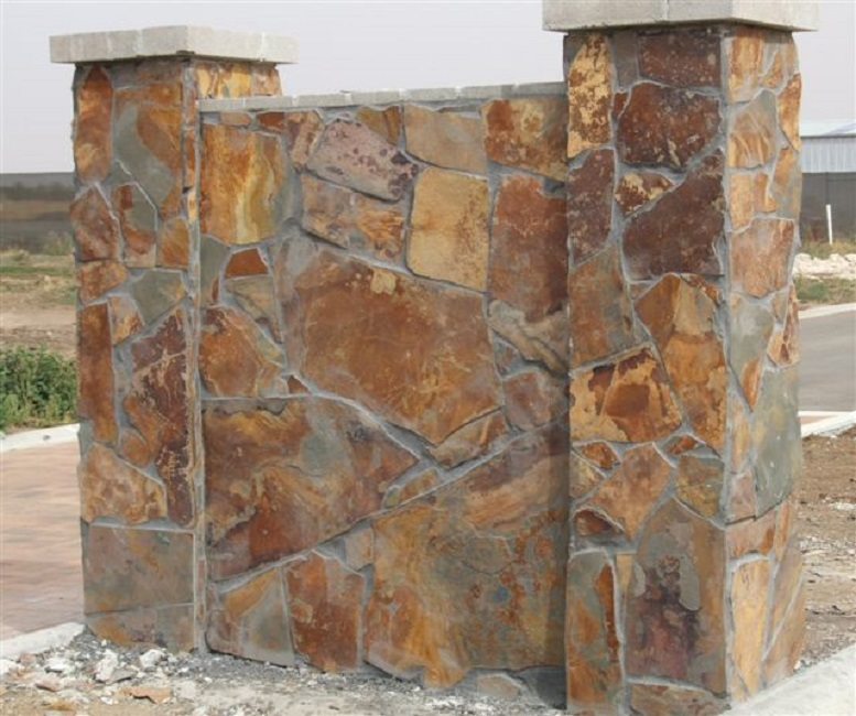 Stone Wall Cladding : Stone cladding for walls types available