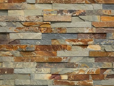 Quartz Stack Stone Cladding