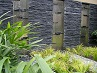 Ebony Thins Stacked Stone