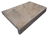 Antique Travertine Drop Face Coping