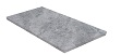 Bullnosed Pearl Grey Limestone Unfilled and Tumbled Pool Coping