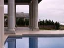 Travertine Pool Tiles